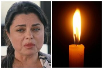 наташа королева грусная, горе, свеча