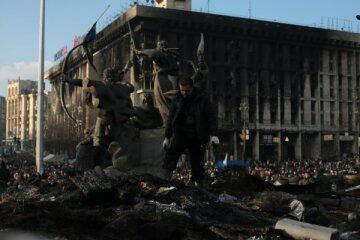 Дом профсоюзов-пожар-киев