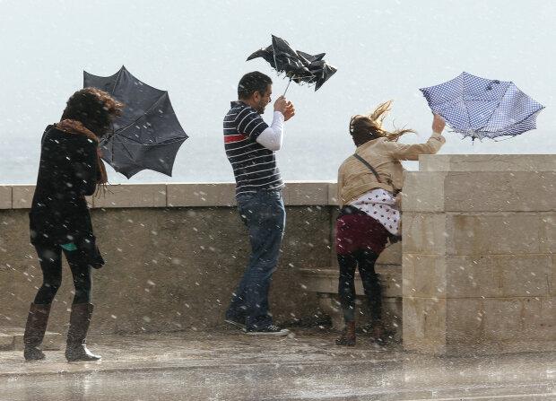 В Україні оголошено штормове попередження: які регіони постраждають