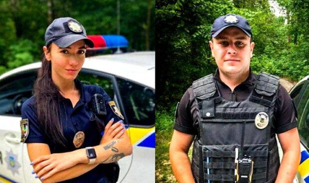 """""""Настоящая гордость полиции"""": киевские патрульные вытащили с того света пенсионерку"""