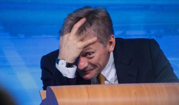 """У Кремлі злякалися санкцій проти """"Північного потоку-2"""", Пєсков благає: """"Це не політичний проект"""""""