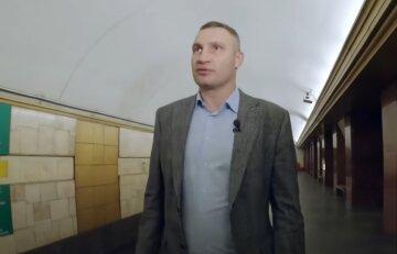 """Кличко рассказал  об остановке метро из-за локдауна: """"Люди в большом количестве будут..."""""""