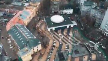 У Києві реставрували Арсенальну площу: що змінилося, фото до і після