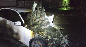 В Киеве пьяный экс-депутат поджег жене авто и пытался сжечь квартиру: людей срочно эвакуировали