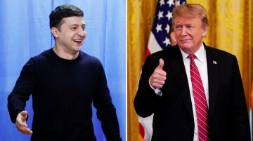 зеленский и трамп