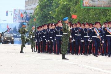 парад ЛНР
