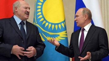 """Путин собрался подавить неугодного Лукашенко, конфликт набирает обороты: """"поглощение Беларуси и..."""""""