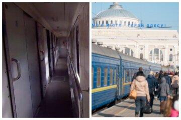 """В одесском поезде устроили ограбление пассажиров, люди в отчаянии: """"Проводники в сговоре"""""""