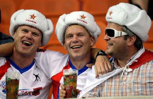 туристы россия
