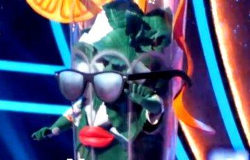 """Полякова розбовтала, хто ховається в костюмі Мохіто на шоу """"Маска"""": """"А я говорила, що це Льошик!"""""""