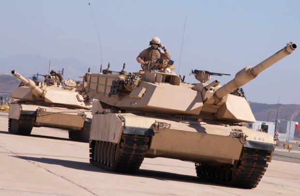 танки США