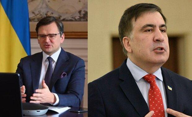 Раздраженный Кулеба сделал смелое признание о Саакашвили: «Рассчитываем на устранение»