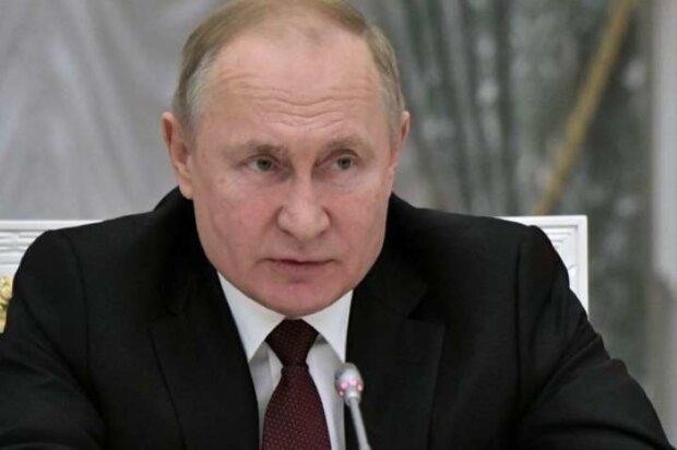 Володимир Путін, скріншот