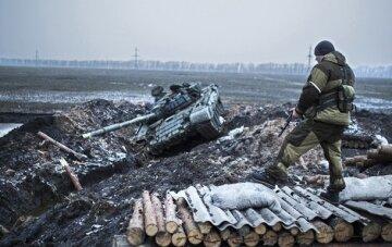 «Русскій мір» розгромив Широкино (відео)