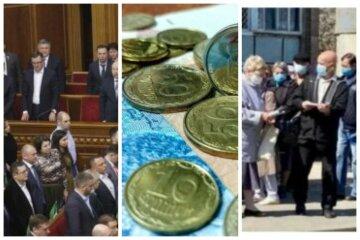 Удар долара по гривні, рішення Кабміну по бюджету-2021 і урізання пенсій - головне за ніч