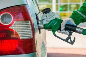 авто, заправка, бензин