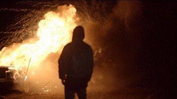 Вандали влаштували пожежу в Одесі, знищено релігійний символ: кадри наслідків