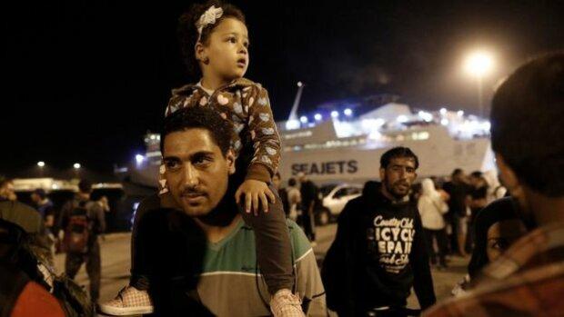 мигранты в ЕС BBC