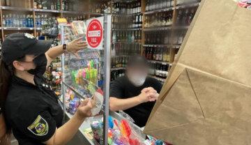 Маленьким українцям продавали алкоголь серед білого дня, фото: кричущі подробиці