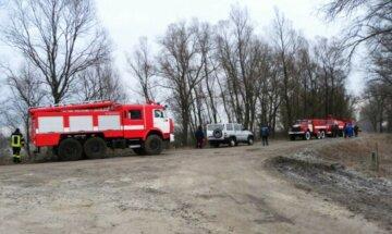 ЧП на Харьковщине: постройка рухнула на газопровод, брошены силы на ликвидацию аварии