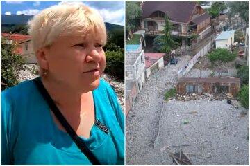 """Стихийное бедствие в Ялте оставило жителей без крыши над головой: """"некуда переезжать, а оккупанты..."""""""