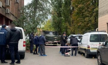 Огонь из автомата открыли в центре Черкасс, есть погибший: кадры с места