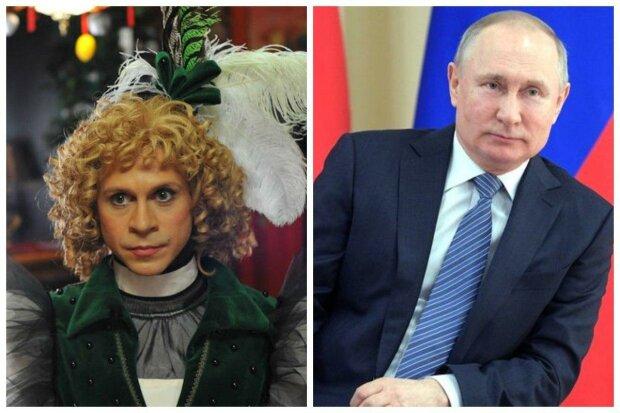 """Путин предложил хорошую должность звезде фильма студии """"Квартал 95"""": что известно"""