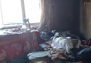 """Мама с сыном не успели выбежать с пылающего дома, спасатели были бессильны """"Увидели соседи и..."""""""