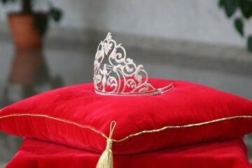 конкурс красоты, корона