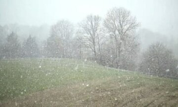 Сніг, ожеледь і похолодання: синоптики попередили про погіршення погоди на Одещині