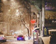 зима киев