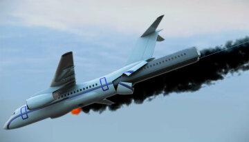 Самолет пропал с радаров во время полета, загадочные подробности