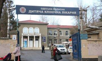 Мыши бегают по палатам детской больницы в Одессе: кадры антисанитарии