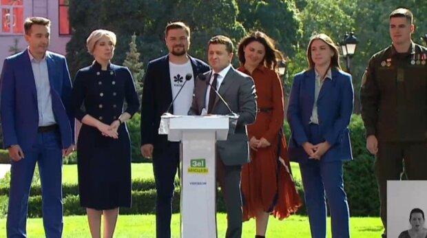 Михаил Присяжнюк: иду помогать людям с командой президента