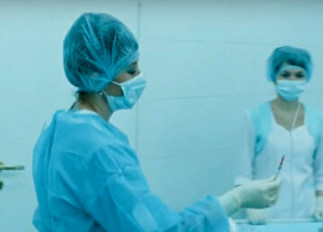 больница, осмотр, медсестра