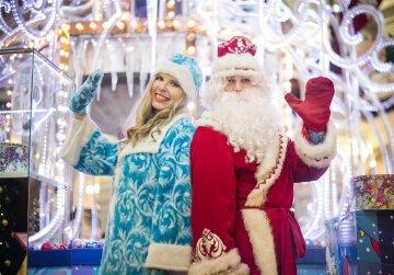 Снегурочка, Дед Мороз
