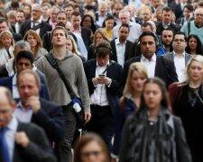 люди, толпа человечество