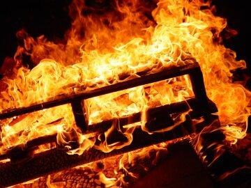 огонь, пожар