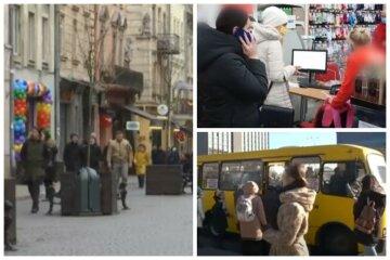 Ужесточение карантина в Украине: как будет работать транспорт и магазины в случае локдауна