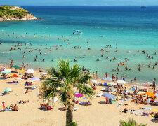 курорт пляж