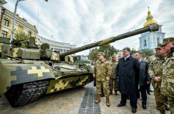 порошенко танк