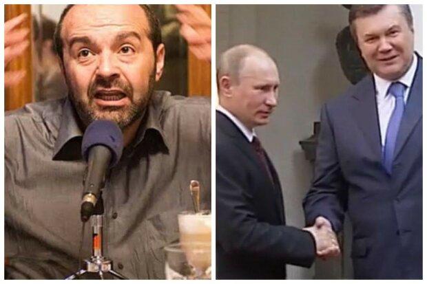 """Шендерович спрогнозував Путіну незавидне майбутнє: """"Не втече, як Янукович"""""""