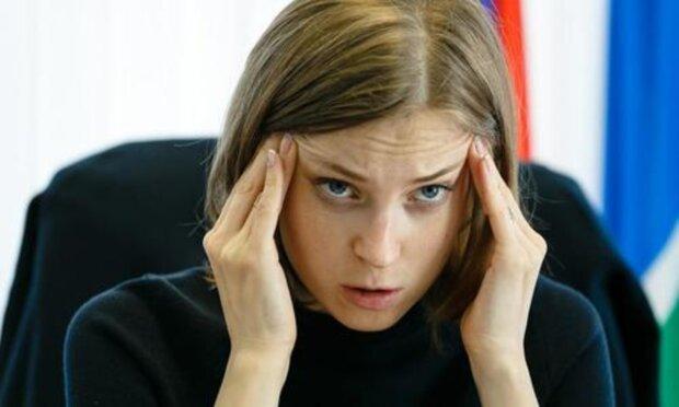 """Подвыпившая Поклонская поплатилась за неудачный подкат к Зеленскому: """"теперь должна пожизненно..."""""""