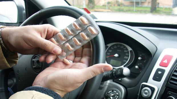 Заборонені ліки для водіїв: що ні в якому разі не можна приймати