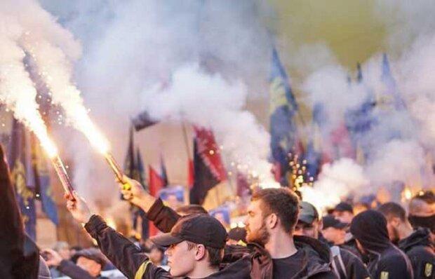 патриоты бунт протест митиниг