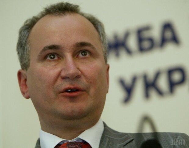 Василий Грицак сбу