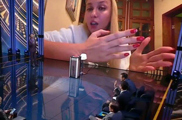 """Розгнівана Полякова влаштувала рознос міністру Степанову в прямому ефірі, з'явилося відео: """"Хочу, щоб ви визнали..."""""""