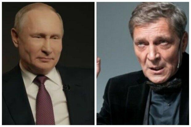 """Невзоров объяснил, зачем Путин затеял конфликт с Украиной: """"Первобытное мышление"""""""