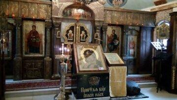 В Десятинном монастыре почтили явление Пресвятой Богородицы перед иконой «Владимирская-Десятинная»