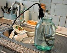 отключение воды нет воды без